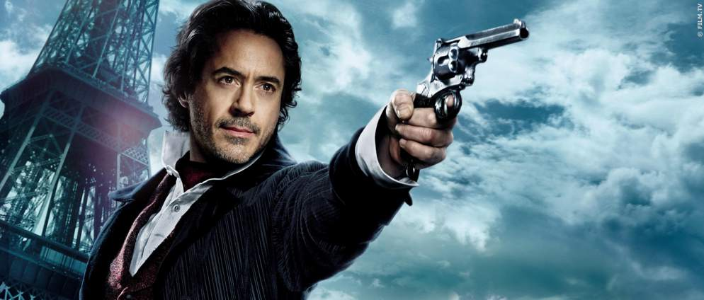 Sherlock Holmes 3 Kinostart mit Robert Downey Jr