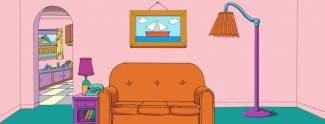 Quiz: Erkenne die Pro7 Serie an der Wohnung