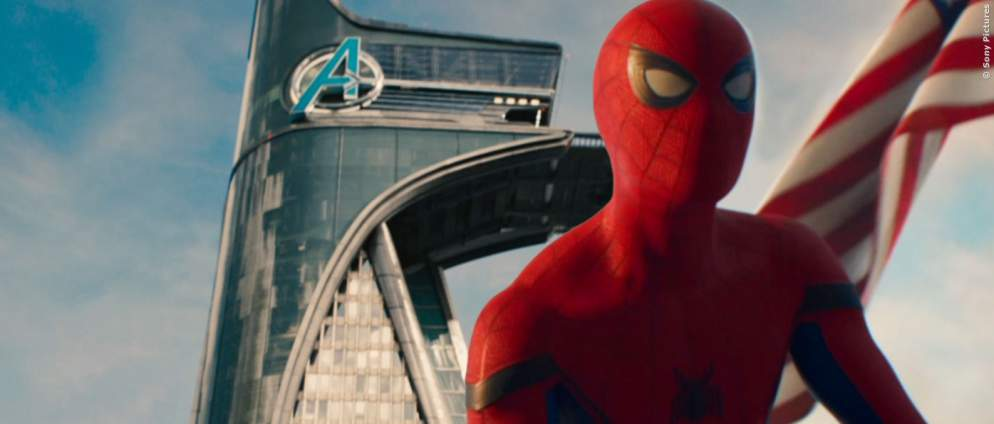 Spider-Man Homecoming: Avengers im neuen Trailer