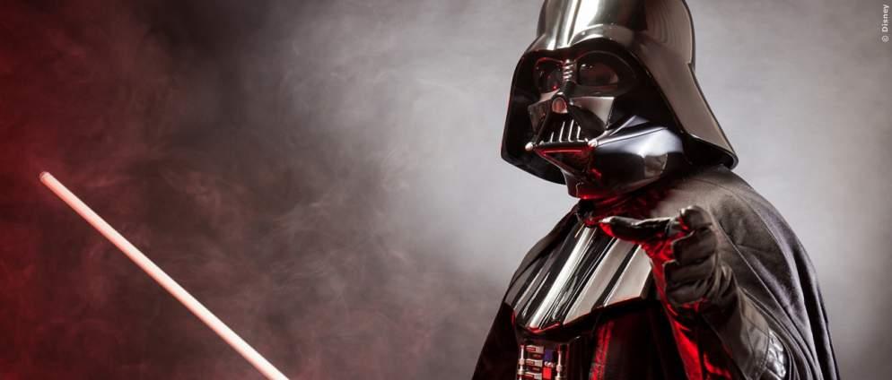 """""""Obi-Wan"""" Serie: Neue Darth Vader-Bilder ohne Helm"""