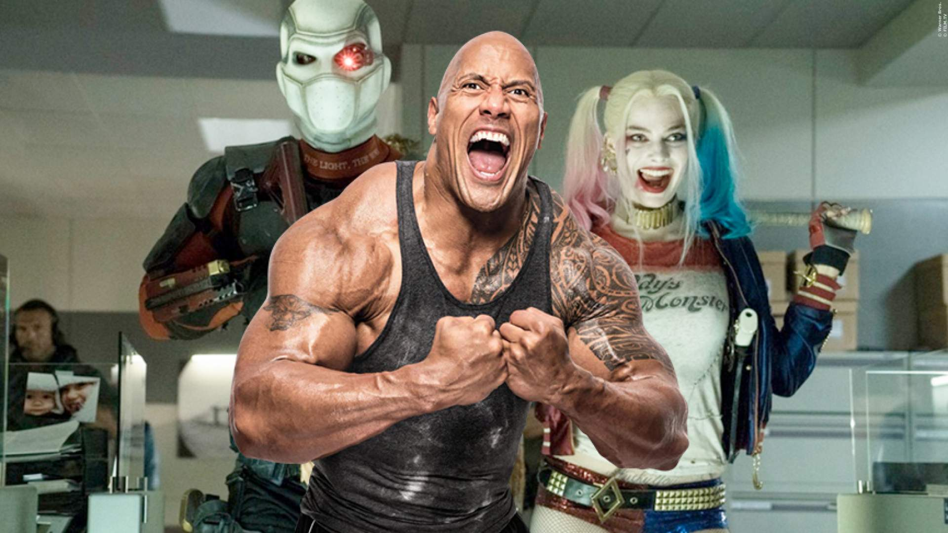 SUPER: Das ist The Rocks Gegenspieler in der DC-Comicverfilmung 'Black Adam'