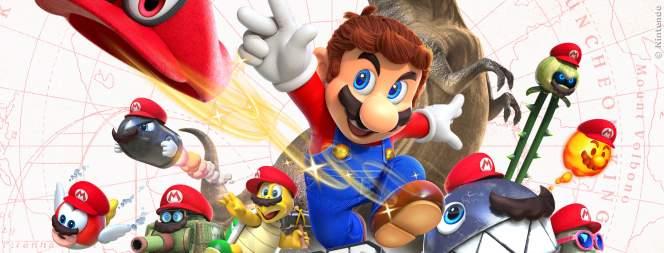 Super Mario-Film der Minions-Macher