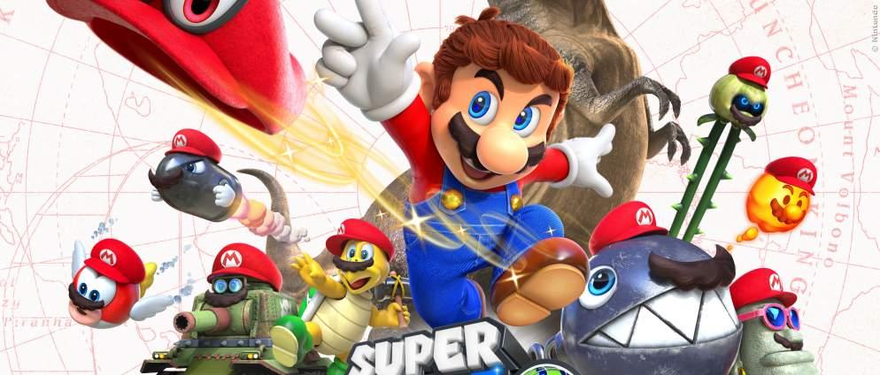 """Neuer """"Super Mario""""-Film mit ganz vielen Stars kommt"""