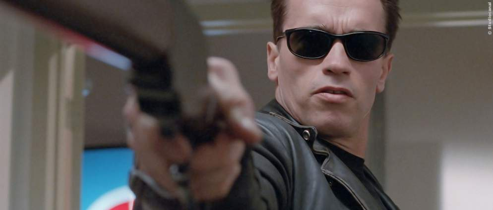 Terminator 2 - 4K remastered