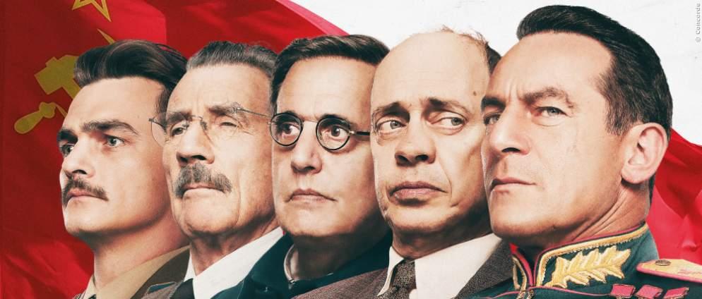 The Death Of Stalin: Exklusiver Clip zur Comedy