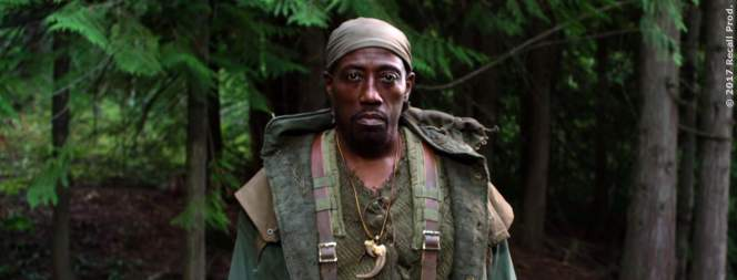 The Recall Trailer: Alien-Invasion mit Wesley Snipes