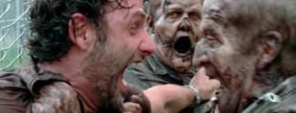 The Walking Dead Zombie-Casting