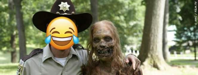 """Wie wird man Zombie? """"The Walking Dead"""" Casting-Video"""