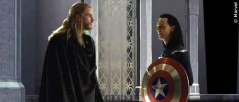 """Habt ihr Chris Hemsworths Cameo in der fünften Folge von """"Loki"""" bemerkt? - News 2021"""