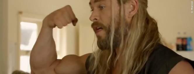 Team Thor - Der Avenger privat