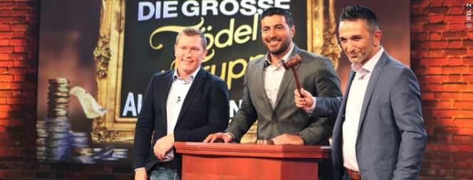 Der Trödeltrupp bei RTL 2, FILM.TV
