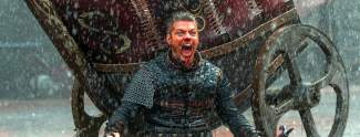 Vikings Staffel 5 Teil 2: Star verrät Ivars Zukunft
