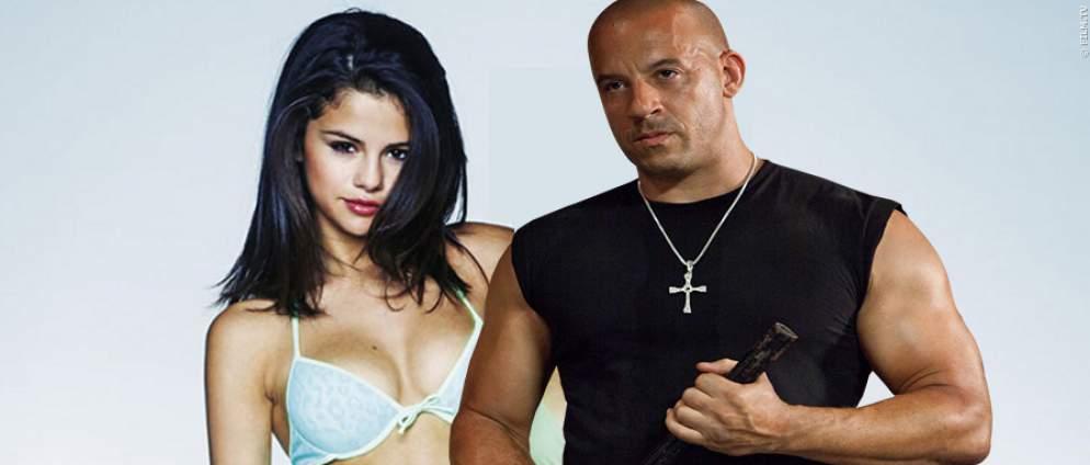 Vin Diesel singt mit Selena Gomez und Kygo