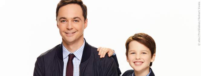 Young Sheldon trifft Young Leonard