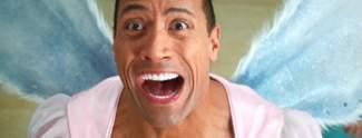 Die lustigsten Film-Pannen von The Rock