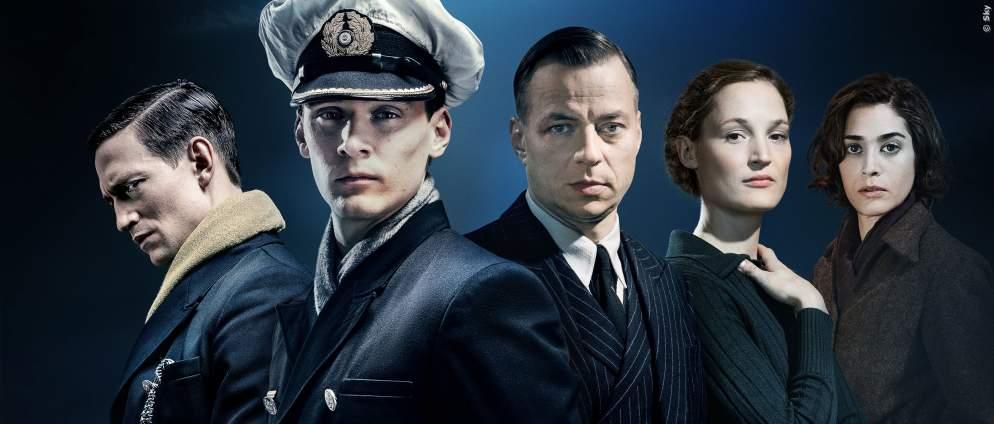 Das Boot: Serienstart am Freitag auf Sky
