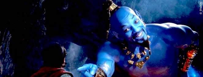 Aladdin: Magischer Trailer aus Agrabah
