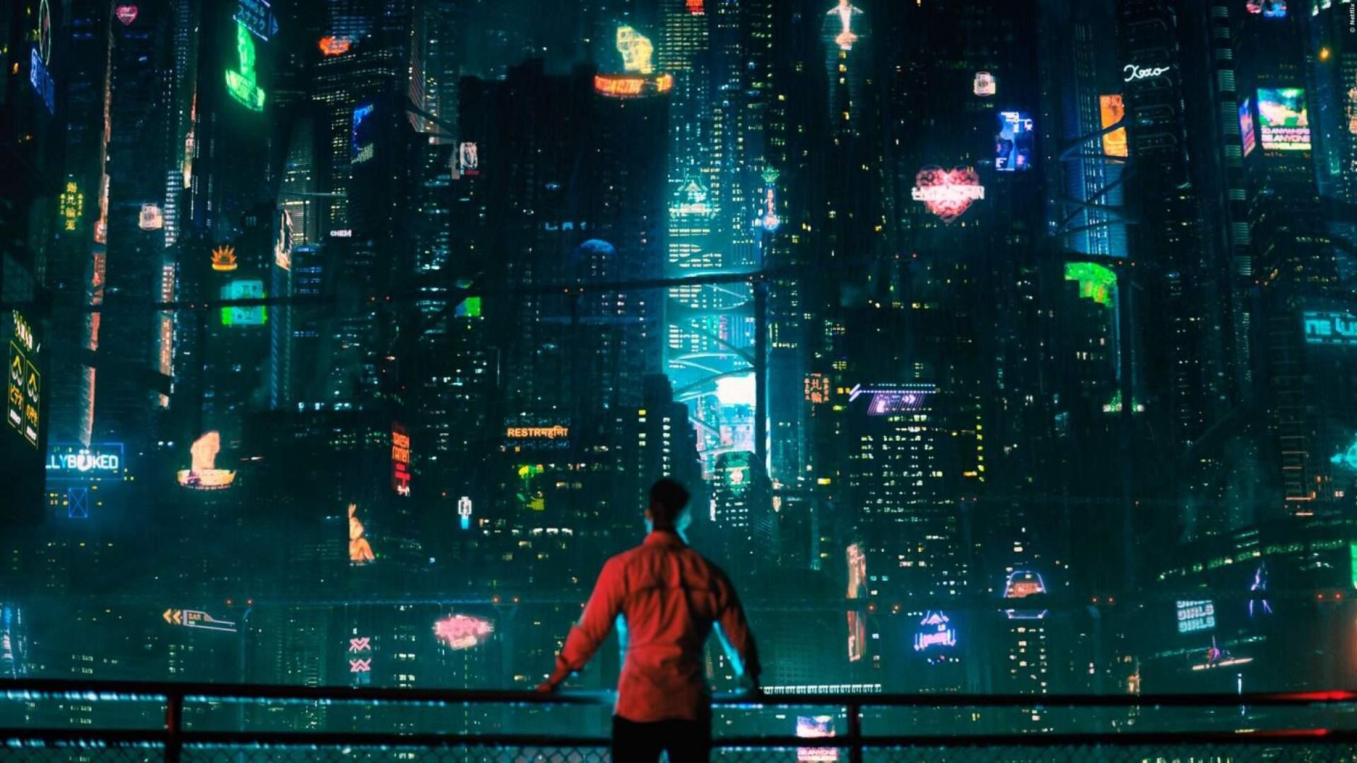 ALTERED CARBON: Netflix verrät den Starttermin von Staffel 2