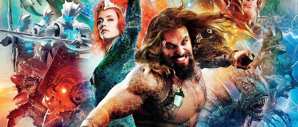 Aquaman 2: So geht der Superheld pinkeln
