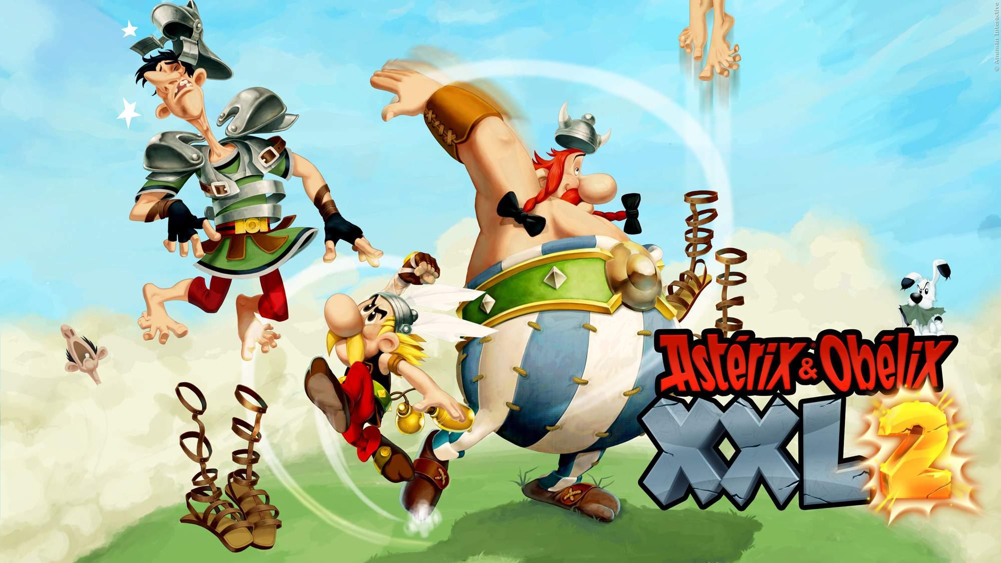 Asterix Und Obelix XXL 2