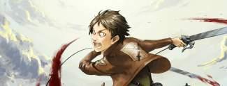 Attack On Titan Movie 1 - Feuerroter Pfeil Und Bogen