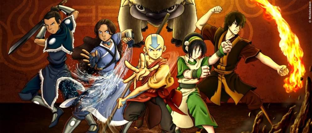 Avatar - Herr der Elemente: Netflix plant Real-Serie