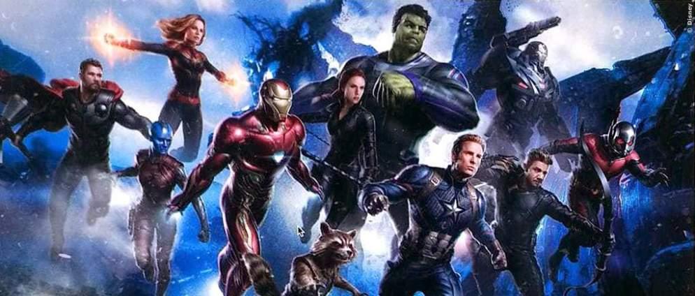 Avengers 4: Captain Marvel übernimmt Führung