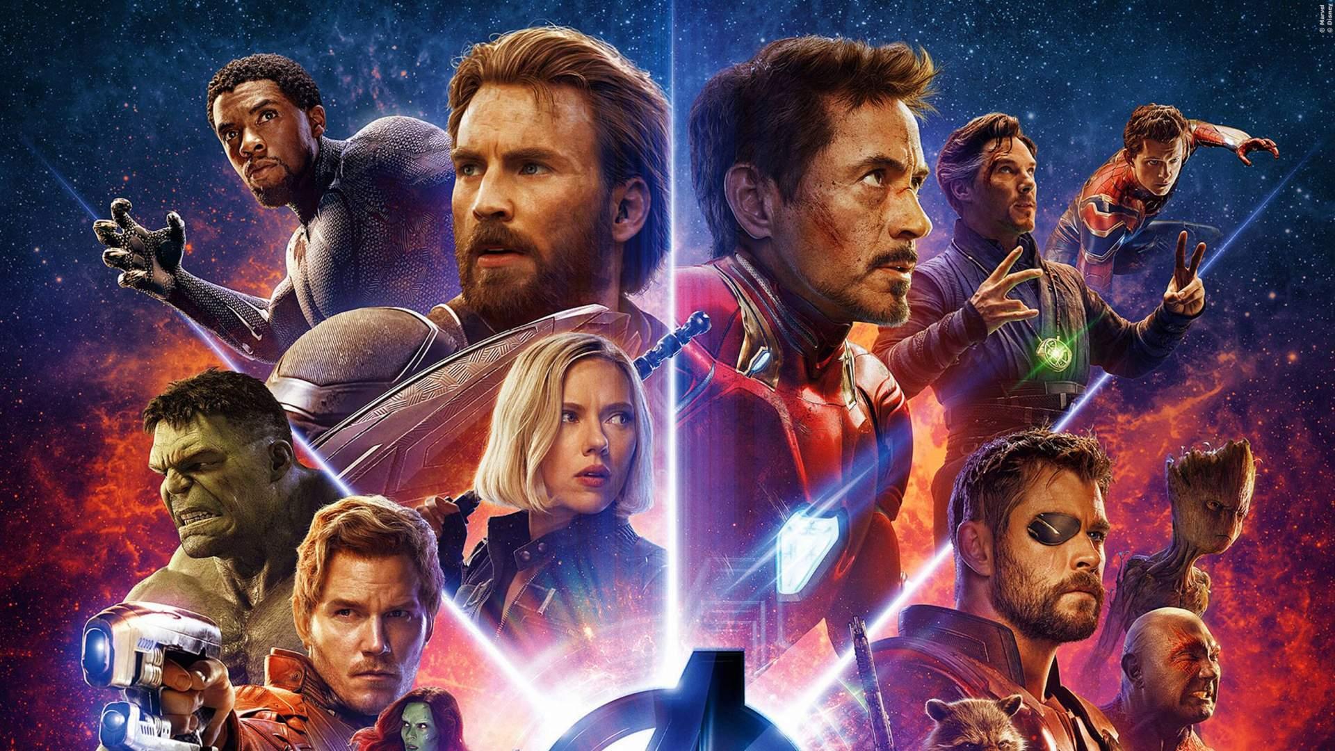 AVENGERS: Die einzige Reihenfolge, in der die Marvel-Filme richtig sind