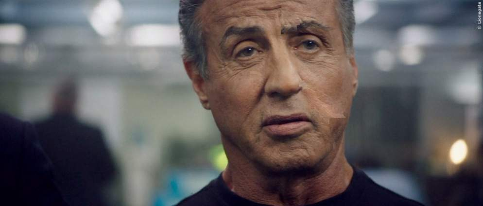 Backtrace: Neuer Actioner mit Stallone