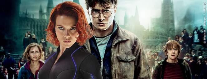 Black Widow-Film mit Harry Potter Star