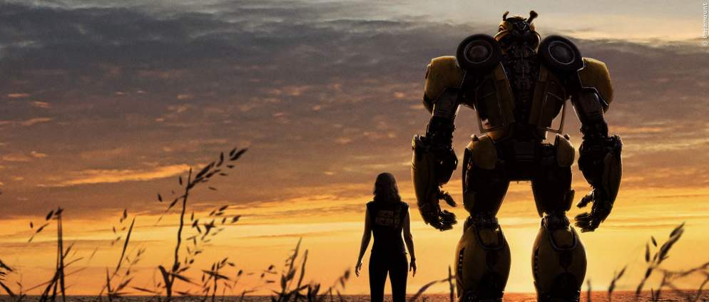 Bumblebee FSK: Transformers Altersfreigabe