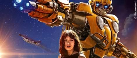 """""""Bumblebee 2"""" abgesagt - Anderer """"Transformers""""-Film kommt - News 2021"""