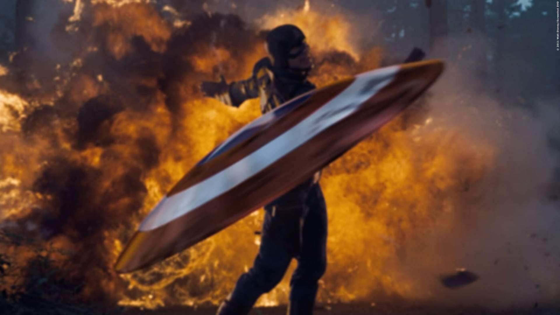 """AVENGERS: Erstes Bild vom neuen """"Captain America"""" - So sieht er jetzt aus"""