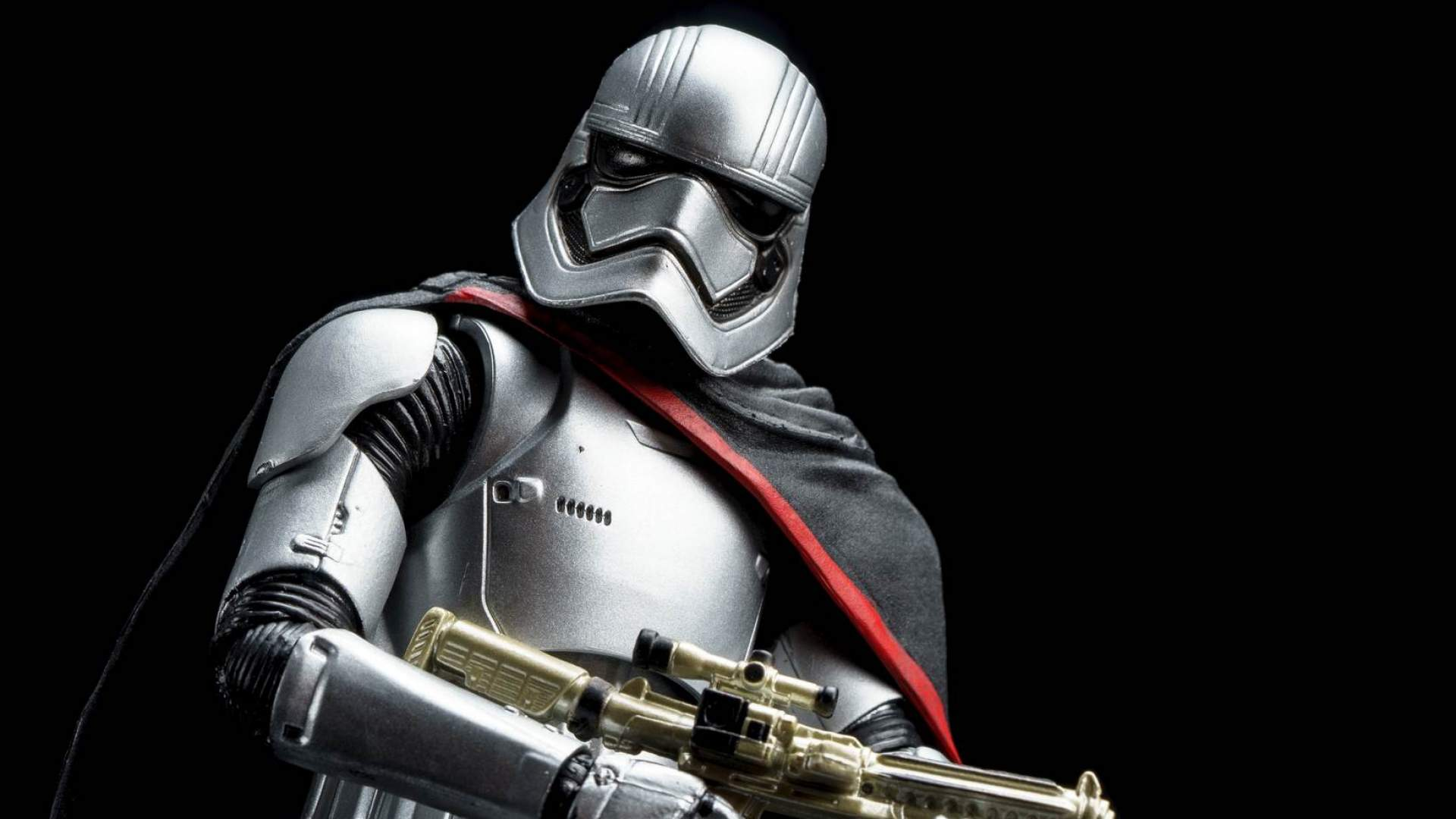 Star Wars 8 Alternatives Ende Von Phasma Im Video Trailerseite