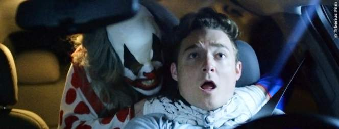 Der Killerclown: Deutscher Trailer zum Clown-Horror
