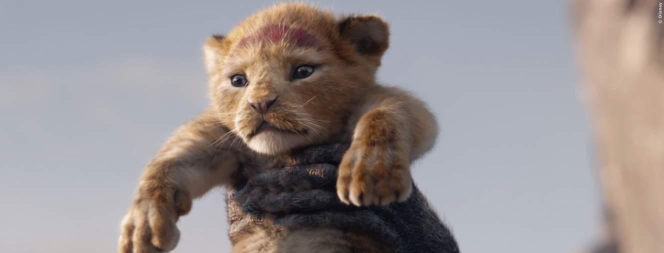 Szene aus Der König Der Löwen