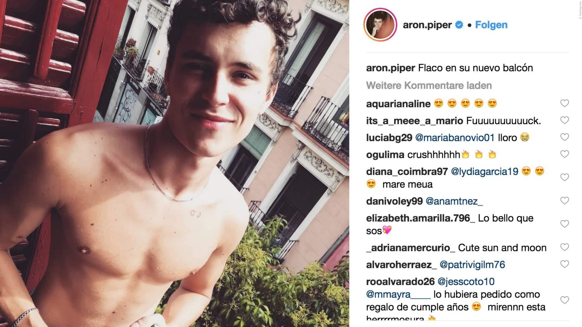 Elite: So heiß zeigen sich die Stars auf Instagram - Bild 2 von 5