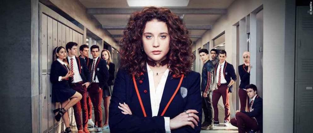 Elite Staffel 2 auf Netflix