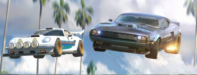 Netflix: Fast And Furious-Serie