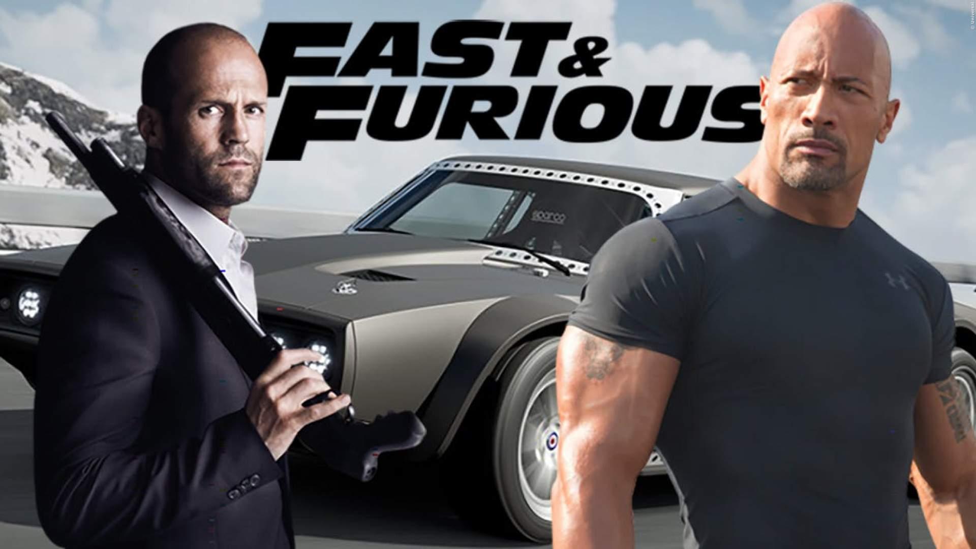 RACHE: Spielt Jason Statham doch in 'Fast & Furious 9' und ist Han der Grund?