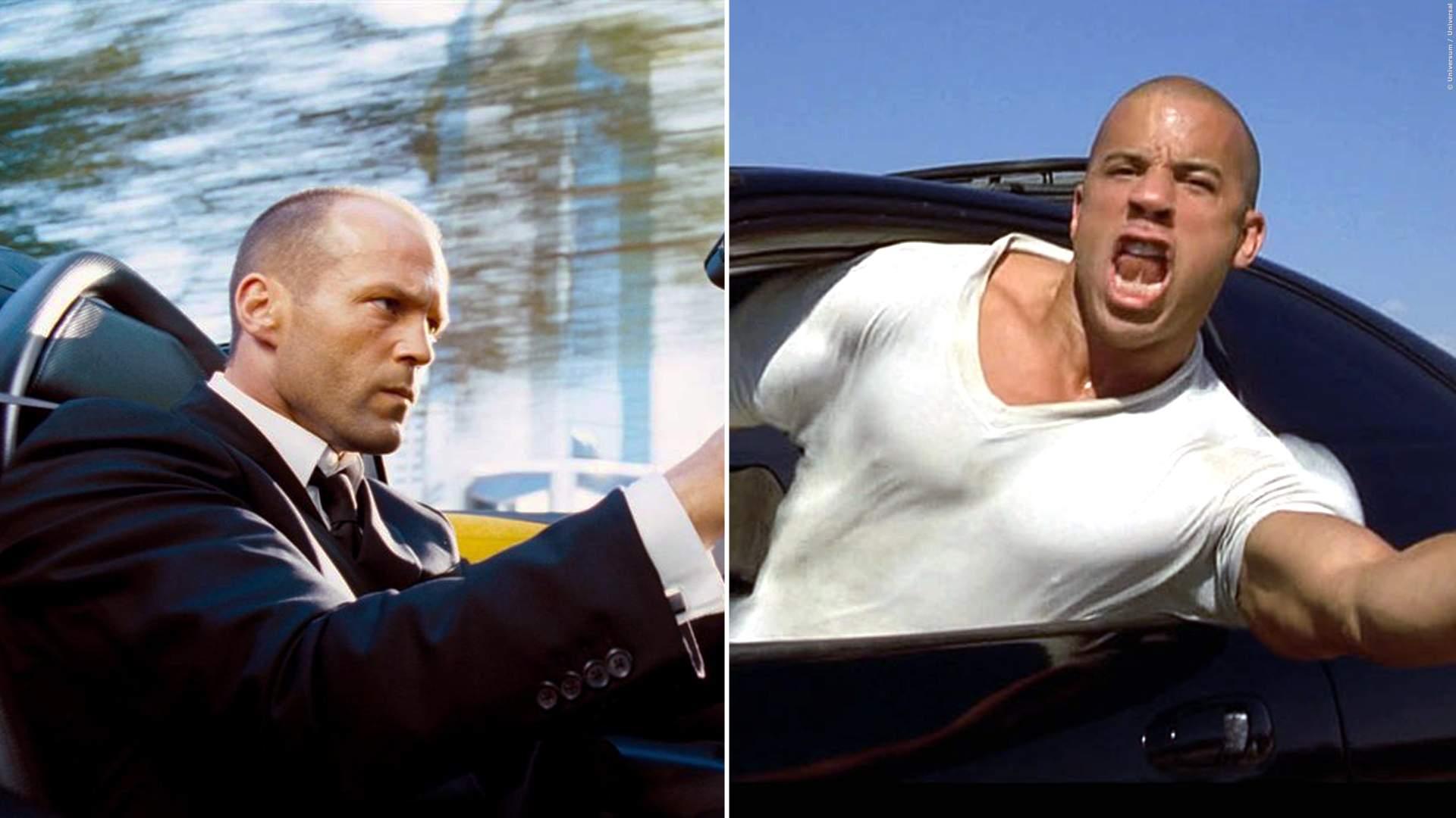 QUIZ: 'Fast & Furious' oder 'Transporter' - Erkennst du immer den Unterschied?