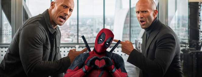 Deadpool 3: Dwayne Johnson soll mitspielen