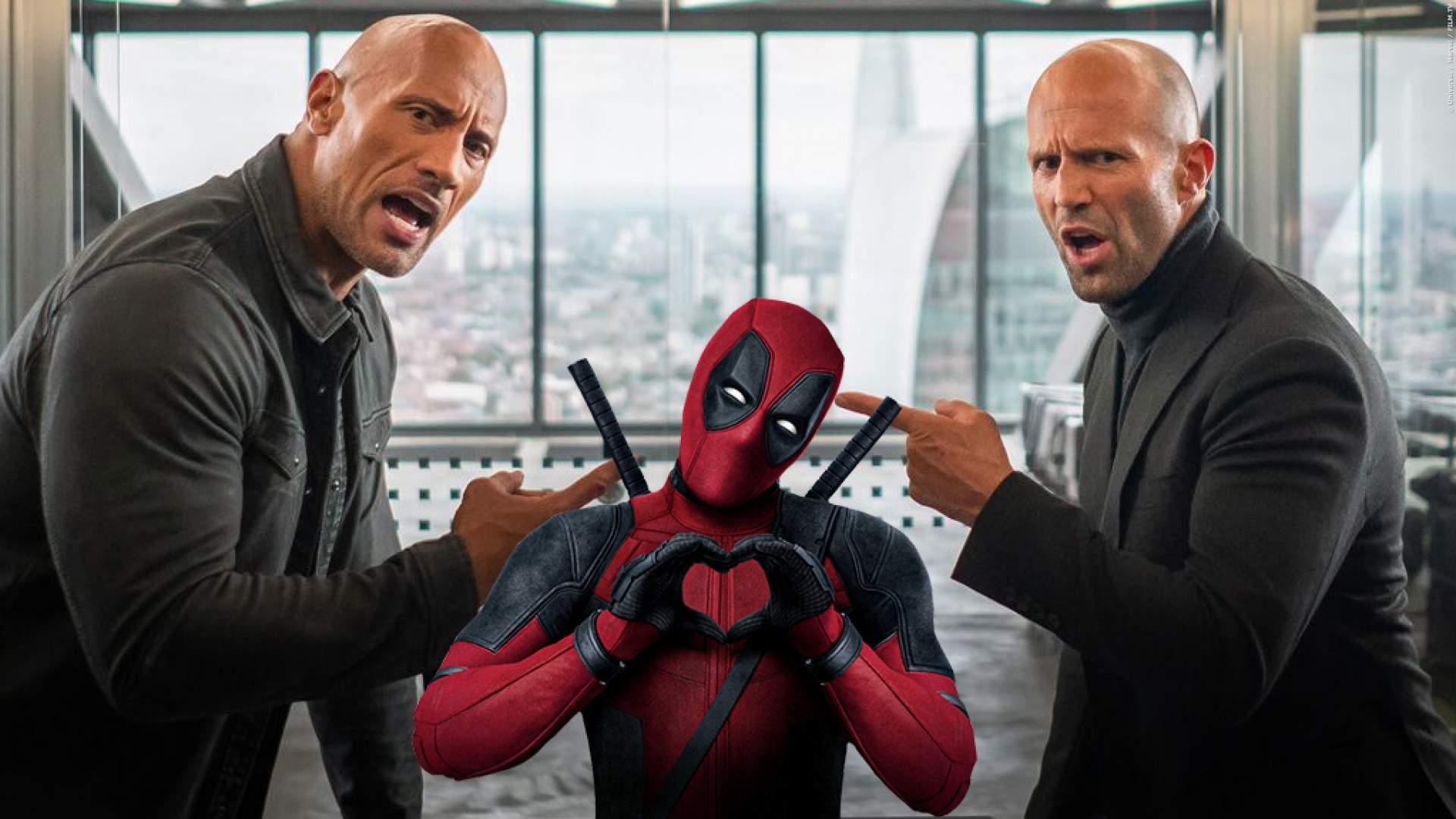 SUPER: Dwayne Johnson soll in 'Deadpool 3' diesen Superhelden spielen