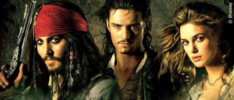 Fluch Der Karibik: Piratin löst Jack Sparrow ab