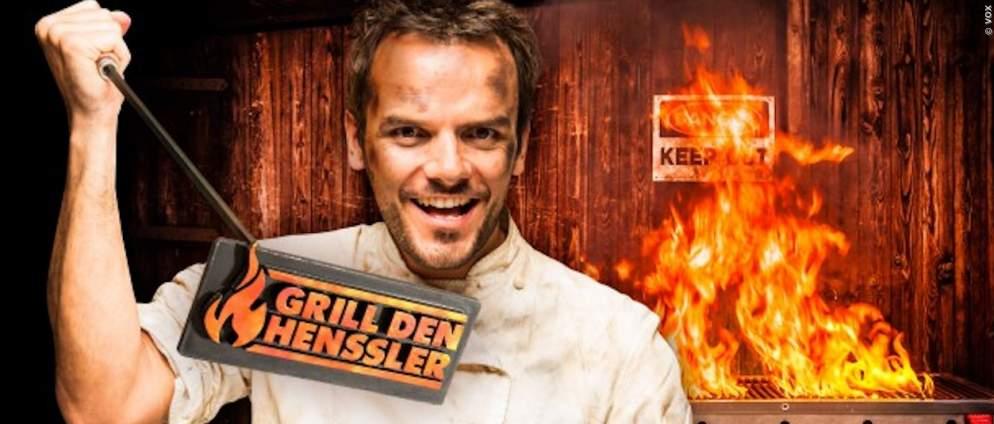 Steffen Henssler zurück bei Grill den Henssler