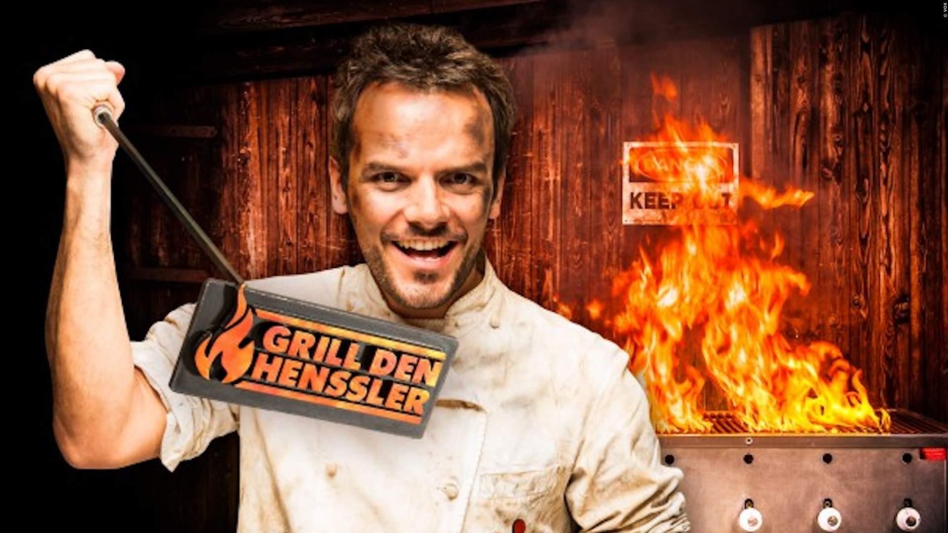 ENDLICH: Steffen Henssler ist zurück mit 'Grill Den Henssler'. Die neuen Folgen laufen ab