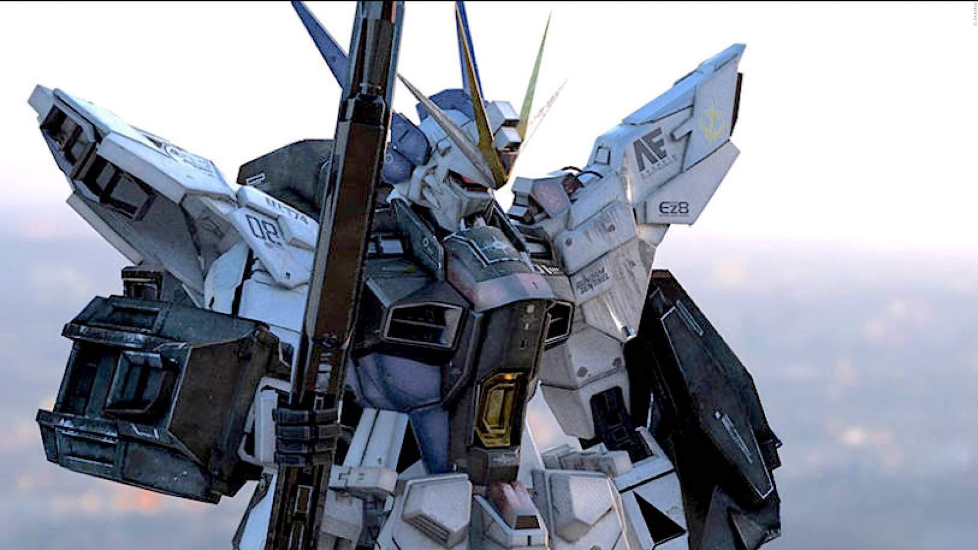 ANIME: Der 'Gundam'-Kinofilm kommt in Fahrt - Kult Anime wird Realfilm