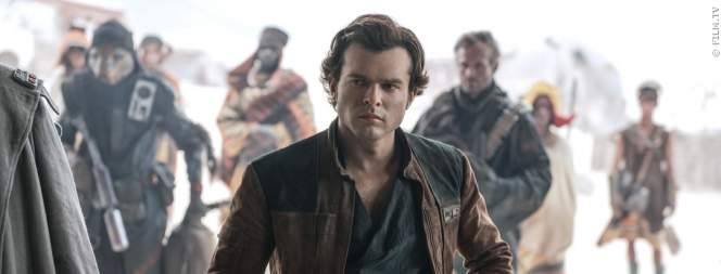 Star Wars Solo: Trailer zum Heimkino-Start