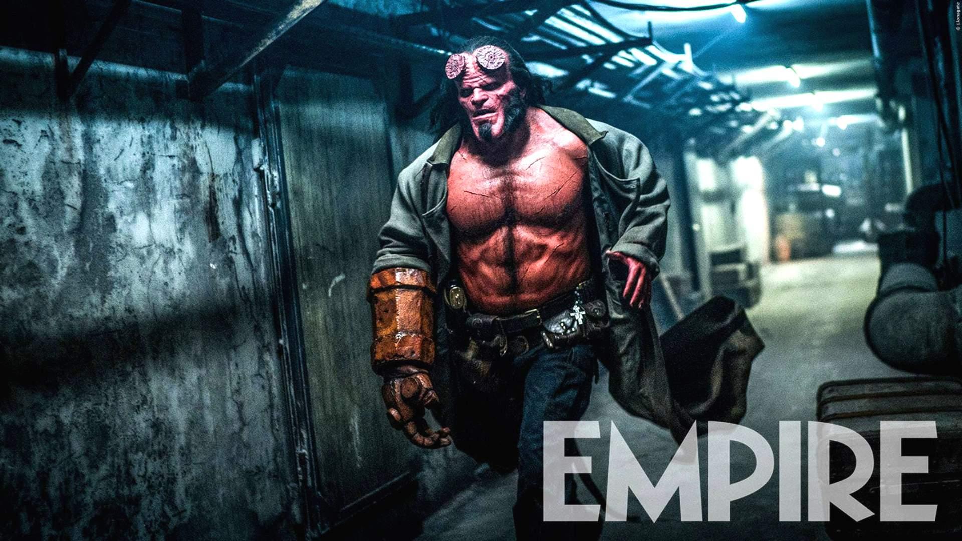 Hellboy 2019: Erstes Bild zum Film-Reboot - Bild 1 von 1