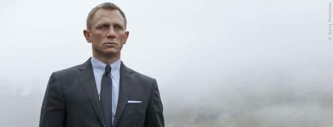 Neuer Bond wird der teuerste 007 aller Zeiten